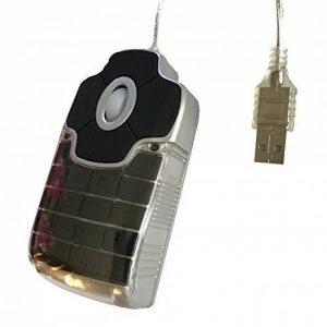 5 Bouton USB défilement Optique Souris Avec encastré Calculatrice Pavé numérique de la marque BWR image 0 produit