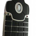 5 Bouton USB défilement Optique Souris Avec encastré Calculatrice Pavé numérique de la marque BWR image 1 produit