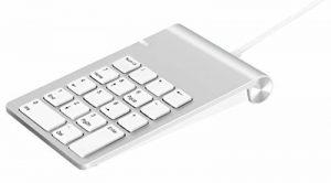 Alcey Pavé numérique USB pour iMac, MacBook Air, MacBook Pro, MacBook, Mac Mini, PC et ordinateurs portables de la marque Alcey image 0 produit