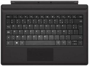 [Ancien Modèle] Microsoft RD2-0068 Clavier pour Surface Pro 3 Noir - AZERTY de la marque Microsoft image 0 produit