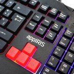 Approx Gaming Appiris Clavier et souris de gaming Noir/rouge 7,7x12x4cm 45,5x18x3,2cm de la marque Approx Gaming image 3 produit