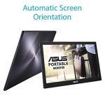 """Asus MB168B Ecran PC LCD 15,6"""" (39,6 cm) 1366 x 768 11 ms USB Noir de la marque Asus image 3 produit"""