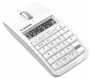 Canon X Mark I mouse - Souris - laser - 3 bouton(s) - sans fil - Bluetooth - Blanc de la marque Canon image 0 produit