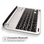 Caseflex Clavier Bluetooth Ultra Mince Avec Adhérence Magnétique & Support Réglable Pour iPad Mini, Mini 2 & Mini 3 de la marque Caseflex image 1 produit