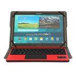 Clavier AZERTY Bluetooth 3.0 Étui Housse pour tout système Windows Android Tablette PC 9.0-10.6 pouces Touchpad tactile de la marque CoastaCloud image 2 produit