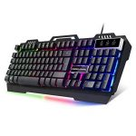 clavier azerty gaming TOP 12 image 1 produit