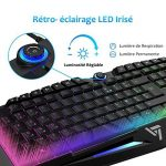 clavier azerty gaming TOP 13 image 1 produit