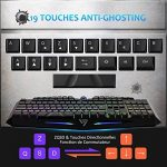 clavier azerty gaming TOP 13 image 4 produit