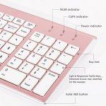 clavier azerty souris sans fil TOP 10 image 1 produit