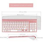 clavier azerty souris sans fil TOP 10 image 2 produit