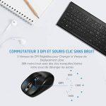 clavier azerty souris sans fil TOP 12 image 1 produit