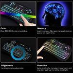 clavier azerty souris sans fil TOP 9 image 4 produit