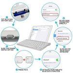 clavier azerty tablette TOP 14 image 3 produit