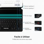 clavier bluetooth ipad pro TOP 11 image 2 produit
