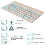 clavier bluetooth tablette ipad TOP 14 image 4 produit