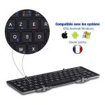 clavier bluetooth tablette ipad TOP 4 image 3 produit