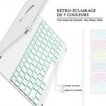 clavier bluetooth tablette ipad TOP 6 image 1 produit