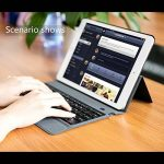 clavier bluetooth tablette ipad TOP 7 image 2 produit
