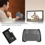 clavier et souris sans fil pour tablette TOP 11 image 4 produit