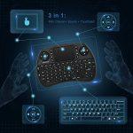 clavier et souris sans fil pour tablette TOP 12 image 1 produit