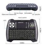 clavier et souris sans fil pour tablette TOP 14 image 1 produit