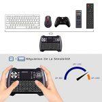 clavier et souris sans fil pour tablette TOP 14 image 3 produit