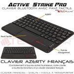 clavier et souris sans fil pour tablette TOP 6 image 3 produit