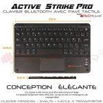 clavier et souris sans fil pour tablette TOP 6 image 4 produit