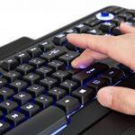 clavier gamer bleu TOP 0 image 3 produit
