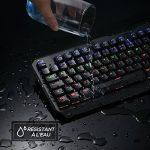 clavier gamer bleu TOP 7 image 4 produit