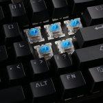 clavier gamer led bleu TOP 2 image 3 produit