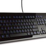 clavier led azerty TOP 0 image 1 produit