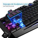 clavier led azerty TOP 13 image 3 produit