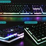 clavier lumineux pour pc TOP 12 image 1 produit