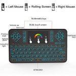 clavier lumineux pour pc TOP 14 image 2 produit