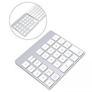 Clavier magique sans fils Alcey Bluetooth avec pile Lithium rechargeable pour clavier sans fils Apple de la marque Alcey image 0 produit
