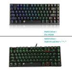 clavier mécanique tkl TOP 3 image 3 produit