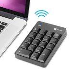 Clavier numérique iClever® IC-KP01- 18touches - Sans fil - Pour ordinateurs portables, PC, Macbook - Noir de la marque iclever image 4 produit