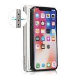 Clavier Pliable Bluetooth pour iOS/ Android/ Windows, IKOS Pliage Clavier Bluetooth sans Fil Ultra-mince pour iphone X 8 7 6S 6 Plus, Tablettes PC et Smartphones de la marque IKOS image 4 produit