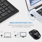 clavier plus souris sans fil TOP 10 image 4 produit