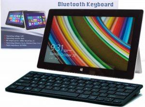 clavier pour tablette surface TOP 0 image 0 produit