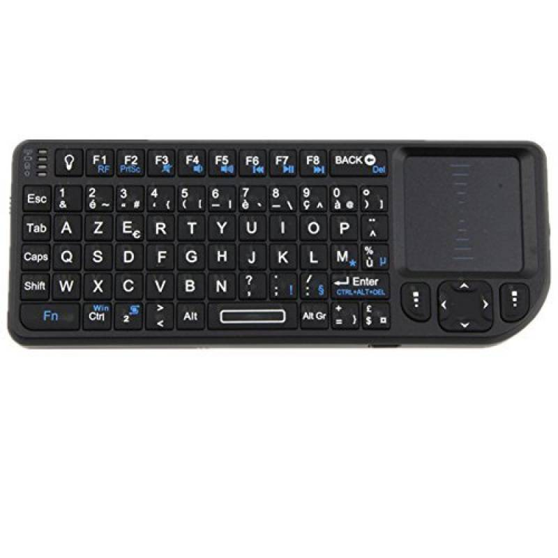 Android Windows 8 et 10 | Clavier sans Fil avec pavé Tactile