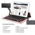clavier sans fil pour ipad TOP 7 image 2 produit