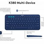clavier souple bluetooth android TOP 2 image 4 produit