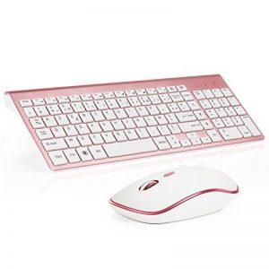 clavier souris sans fil compact TOP 11 image 0 produit