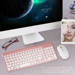 clavier souris sans fil compact TOP 11 image 4 produit