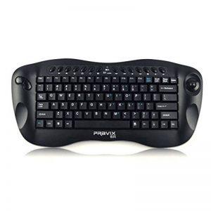 Clavier trackball sans fil,ensemble clavier et souris ergonomiques-A de la marque DANODAN image 0 produit