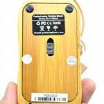 Collecte de bois® unique fait main en bois naturel Wired bambou souris de la marque collecte de bois image 4 produit