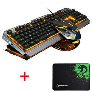combo clavier souris gamer TOP 9 image 0 produit