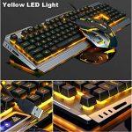 combo clavier souris gamer TOP 9 image 2 produit